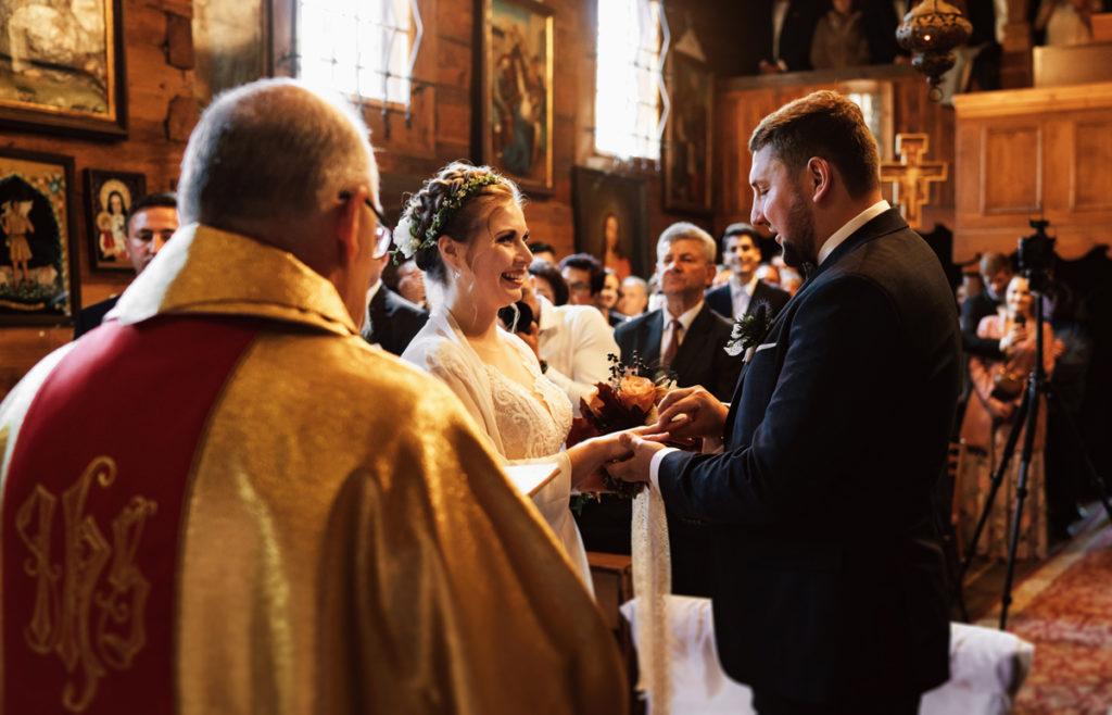 Ślub na Kubalonce | Fotografia ślubna Istebna