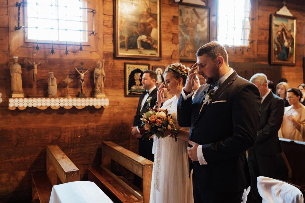 Ślub na Kubalonce